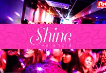 SHINE -Local ambiente mixto. Ruzafa-Valencia