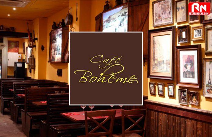 restaurante café bohème Ruzafa- carnes a la piedra