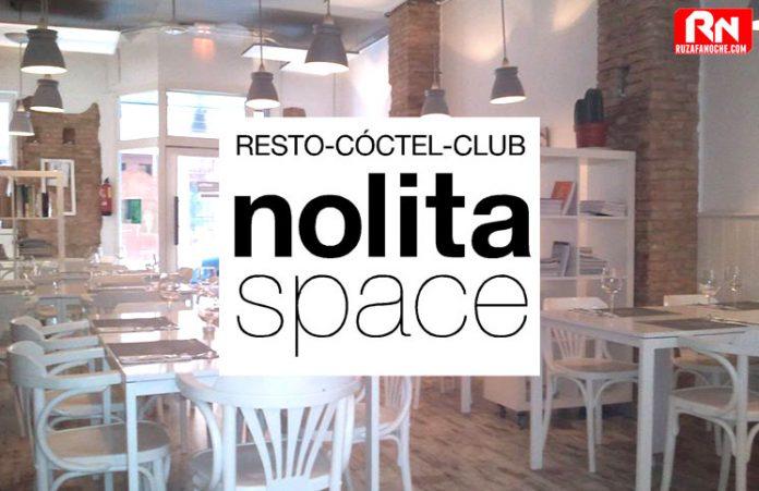 nolita space restaurante cenar ruzafa valencia