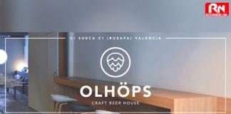 craft beer house Cerveza artesana Ruzafa Valencia