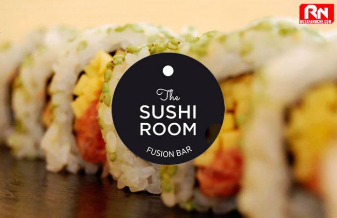 restaurante sushi ruzafa valencia The Sushi room