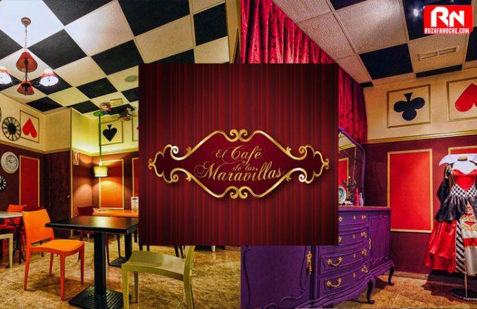 El café de las maravillas Ruzafa Valencia