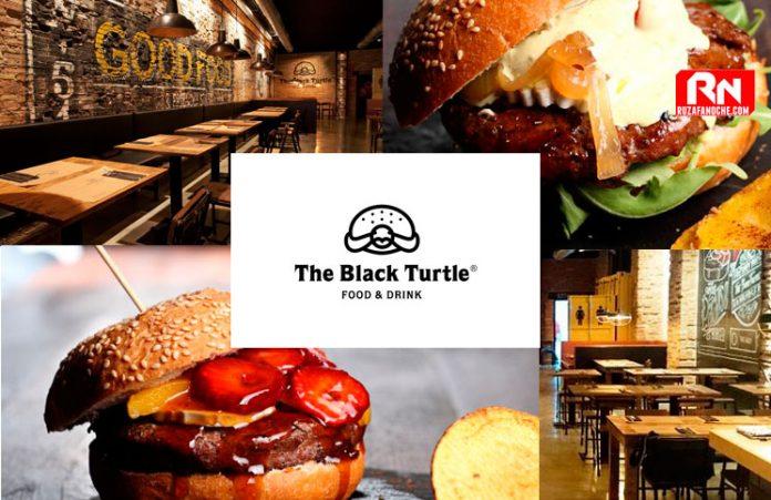 hamburguesería Ruzafa The Black Turtle
