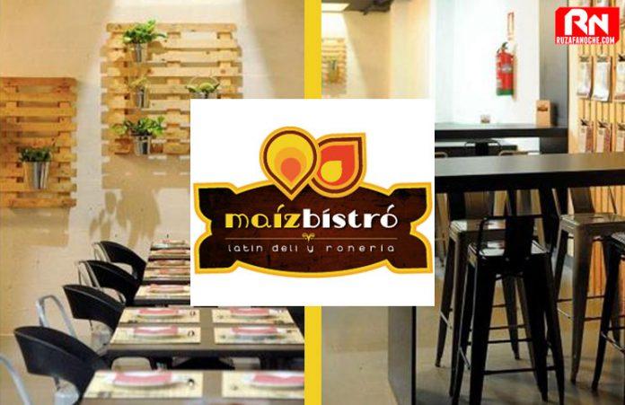 restaurante gastro latinoamericana roneria ruzafa