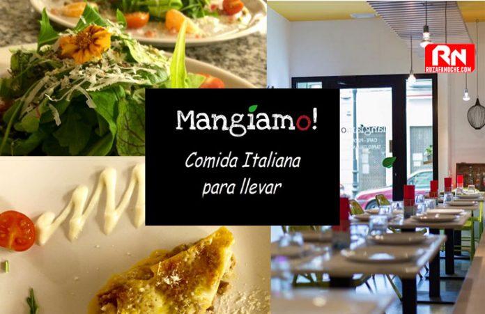 Pizzería Mangiamo Ruzafa Valencia