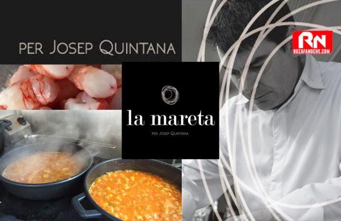Restaurante La Mareta de Josep Quintana - Ruzafa Valencia
