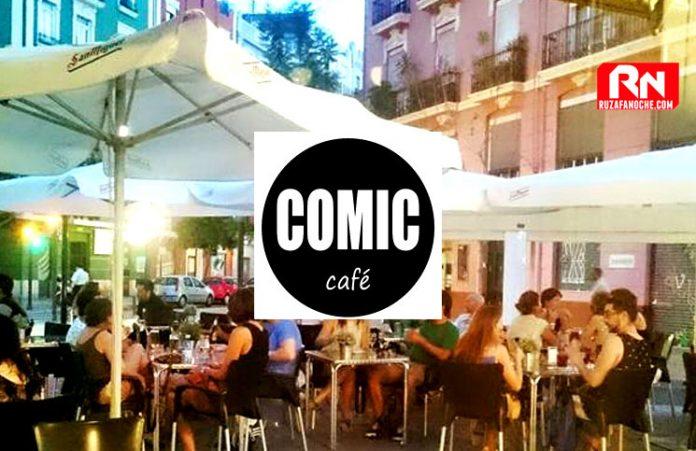 comic-cafe-terraza-ruzafa-valencia