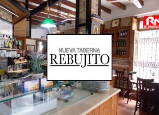 Bar rebujito taberna tapas cerveza ruzafa valencia