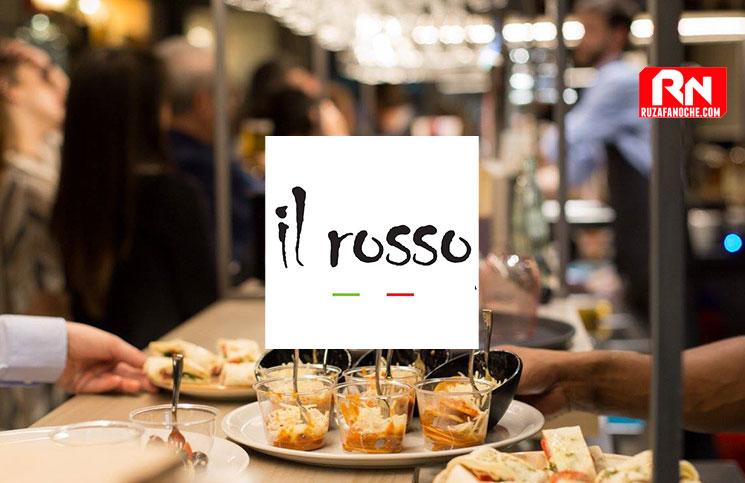 Il Rosso – Restaurante Italiano en Ruzafa Russafa Valencia