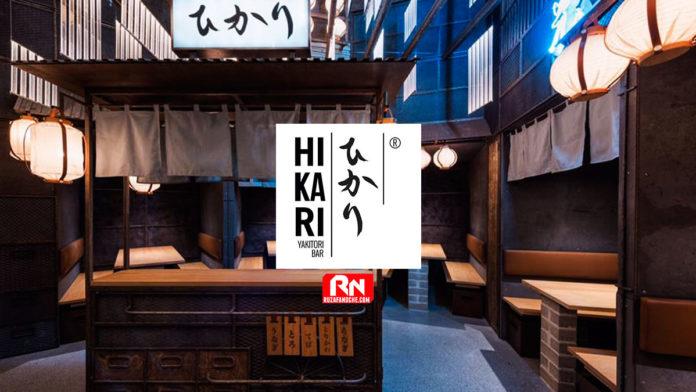 hikari yakitori bar restaurante japones en Valencia Ruzafa
