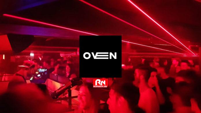 Oven Club Discoteca Ruzafa Valencia