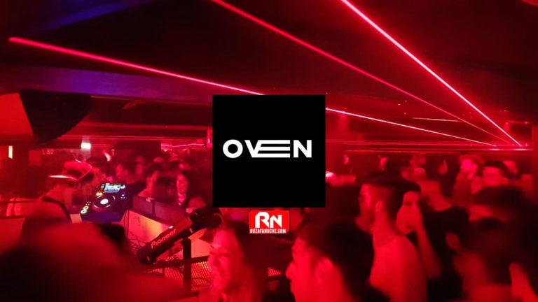 OVEN Club – Ruzafa Valencia