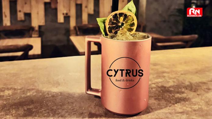 Cytrus Foods & Drinks Ruzafa Russafa Valencia - Comidas Cenas Copas